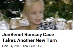JonBenet Ramsey Case Takes Another New Turn