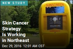 Skin Cancer Rates Drop in the Northeast