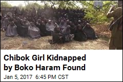 Chibok Girl Kidnapped by Boko Haram Found