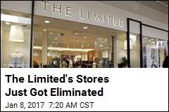 The Limited's Stores Just Got Eliminated