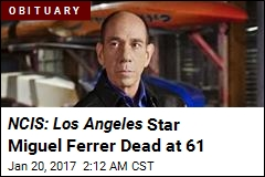 NCIS: Los Angele s Star Miguel Ferrer Dead at 61