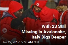 With 23 Still Missing in Avalanche, Italy Digs Deeper