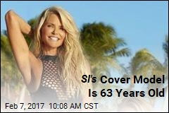 SI's Cover Model Is 63 Years Old