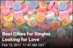 Best Cities for Singles Looking for Love