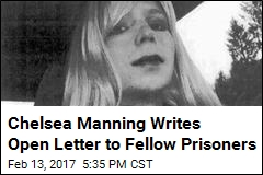 Chelsea Manning Writes Open Letter to Fellow Prisoners