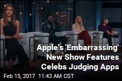 Gwyneth, will.i.am Judge on Apple's 'Embarrassing' App Show