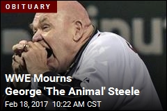 WWE Mourns George 'The Animal' Steele