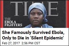Ebola Fighter Who Nabbed Time Person of the Year Honor Dies