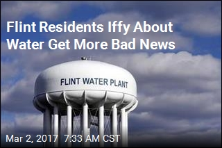 Flint Residents Iffy About Water Get More Bad News