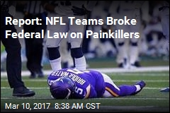 2 Notes Offer Glimpse of NFL View of Painkillers
