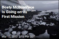 Boaty McBoatface Is Going on Its First Mission