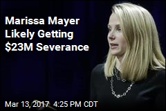 Marissa Mayer Likely Getting $23M Parachute