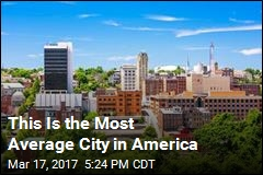 This Is the Most Average City in America