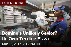 How Domino's Was Saved by Its Own Terrible Pizza