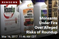 Monsanto Under Fire Over Alleged Risks of Roundup