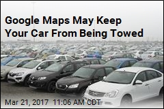 Can't Find Your Parked Car? Google Maps Can Help