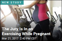 The Jury Is In on Exercising While Pregnant