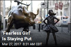 NYC's 'Fearless Girl' Gets Good News From Mayor