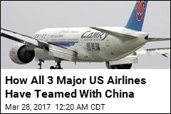 American Airlines Snaps Up Stake in Major Chinese Airline