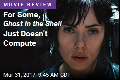 For Some, Ghost in the Shell Just Doesn't Compute