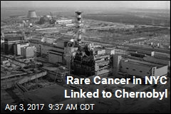 Rare Cancer in NYC Linked to Chernobyl