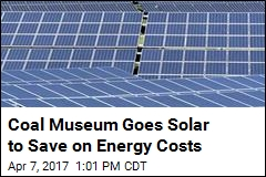 Coal Museum Switching to Ironic Energy Source