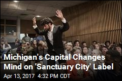 Michigan Capital Rescinds Calling Itself 'Sanctuary City'