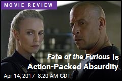 Fate of the Furious Is Action-Packed Absurdity