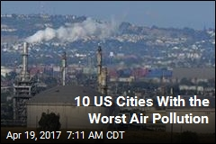 10 US Cities With the Worst Air Pollution
