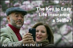 You Could One Day Get Life Insurance With a Selfie