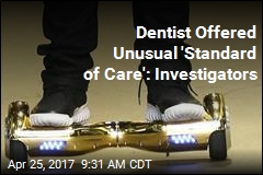 'Unlawful Dental Acts': Pulling Tooth While on Hoverboard