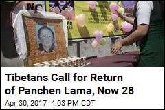 Tibetans Demand Release of Panchen Lama After 22 Years