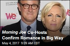 Morning Joe Co-Hosts Are Getting Hitched