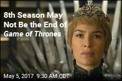 8th Season May Not Be the End of Game of Thrones