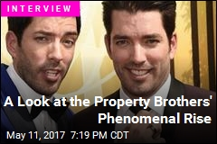 Property Brothers: We Don't 'Bathe in Champagne'