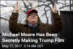 Michael Moore Has Been Secretly Making Trump Film
