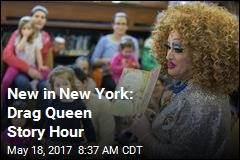 New in New York: Drag Queen Story Hour