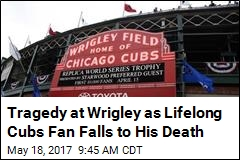 Cubs Fan Dies in Tragic Accident at Wrigley Field