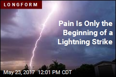 Pain Is Only the Beginning of a Lightning Strike