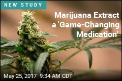 Marijuana Extract a 'Game-Changing Medication'