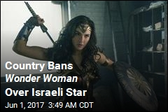 Lebanon Bans Wonder Woman