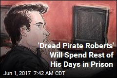 Bad News for 'Dread Pirate Roberts'