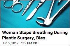 Woman Stops Breathing During Cosmetic Surgery, Dies