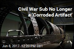 Inside a Civil War Sub: Gears, Cranks—and a Tooth