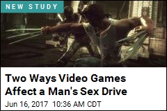 Dudes, All That Gaming Is Affecting Your Sex Drive