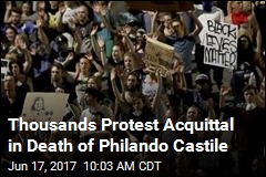 Thousands Protest Acquittal in Death of Philando Castile