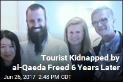 Tourist Kidnapped by al-Qaeda Freed After 6 Years