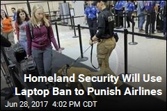 New Airline Security Measures But No Laptop Ban: DHS