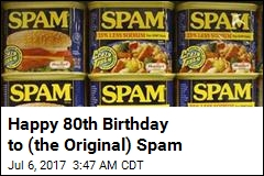 'Everyone's Favorite' Canned Meat Turns 80