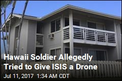 Hawaii Soldier Accused of Trying to Help ISIS